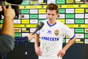 Ростов 3:2 ПФК ЦСКА