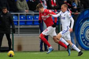 Orenburg 1:3 Spartak
