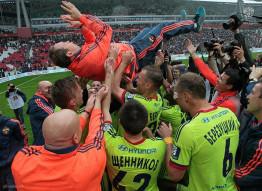 Рубин 0:1 ПФК ЦСКА