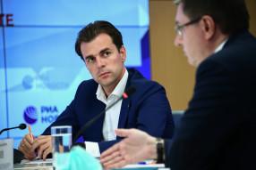 Пресс-конференция к возобновлению сезона Тинькофф  ...