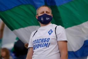 Krylia Sovetov 2-4 Akhmat