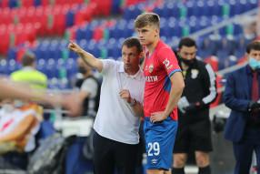 CSKA 0-4 Zenit