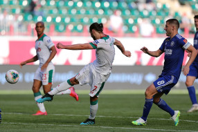 Локомотив 1:0 Оренбург