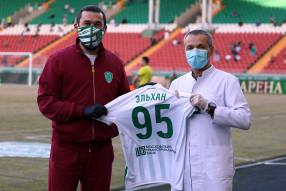 Akhmat 1-1 FC Sochi