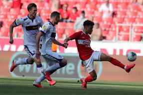 Spartak Moscow 0-0 FC Ufa