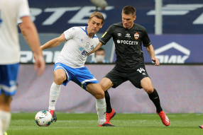 Dynamo Moscow 0-0 CSKA