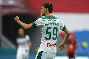 Рубин 0:2 Локомотив
