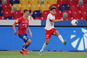 ПФК ЦСКА 2:0 Спартак
