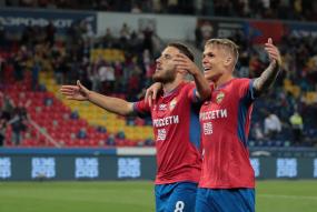 CSKA 2-0 Spartak Moscow