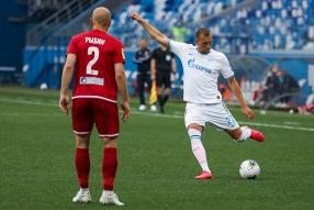 FC Tambov 1-2 Zenit
