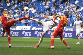 Динамо 0:1 Арсенал
