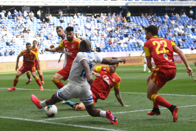 Dynamo Moscow 0-1 Arsenal Tula