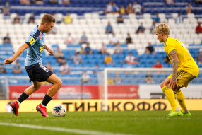 Крылья Советов 0:0 Ростов
