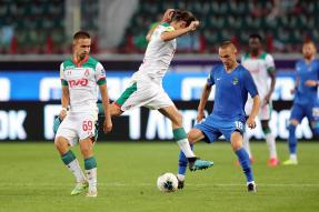 Локомотив 0:0 Сочи
