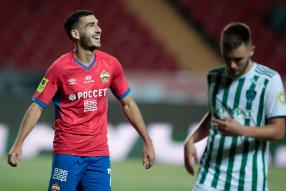 Ахмат 0:4 ПФК ЦСКА