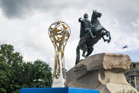 Трофей чемпионов РПЛ –в Петербурге!