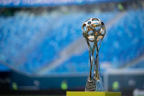Трофей чемпионов РПЛ на «Газпром Арене»