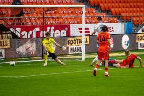 Ural 2-1 Dynamo Moscow