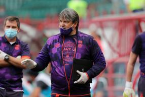 Локомотив 1:1 Уфа