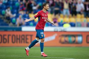CSKA 1-1 Rubin