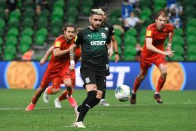 FC Krasnodar 3-0 Ural