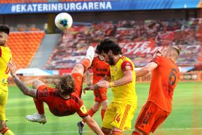 Ural 1-3 Arsenal Tula