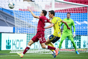 Рубин 0:0 Ростов