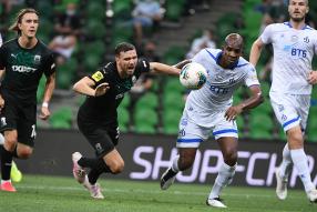Краснодар 0:2 Динамо