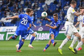 Динамо 0:1 Оренбург