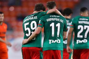 Урал 0:1 Локомотив