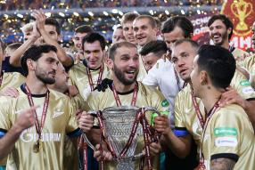 «Зенит» – обладатель Олимп-Кубка России 2019/20