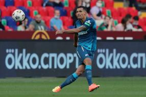 Зенит 2:1 Локомотив