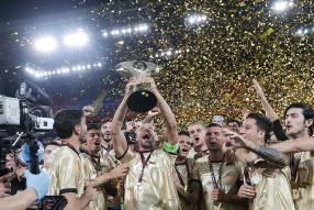 «Зенит» - обладатель Олимп-Суперкубка России 2020
