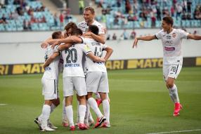 Химки 0:2 ЦСКА