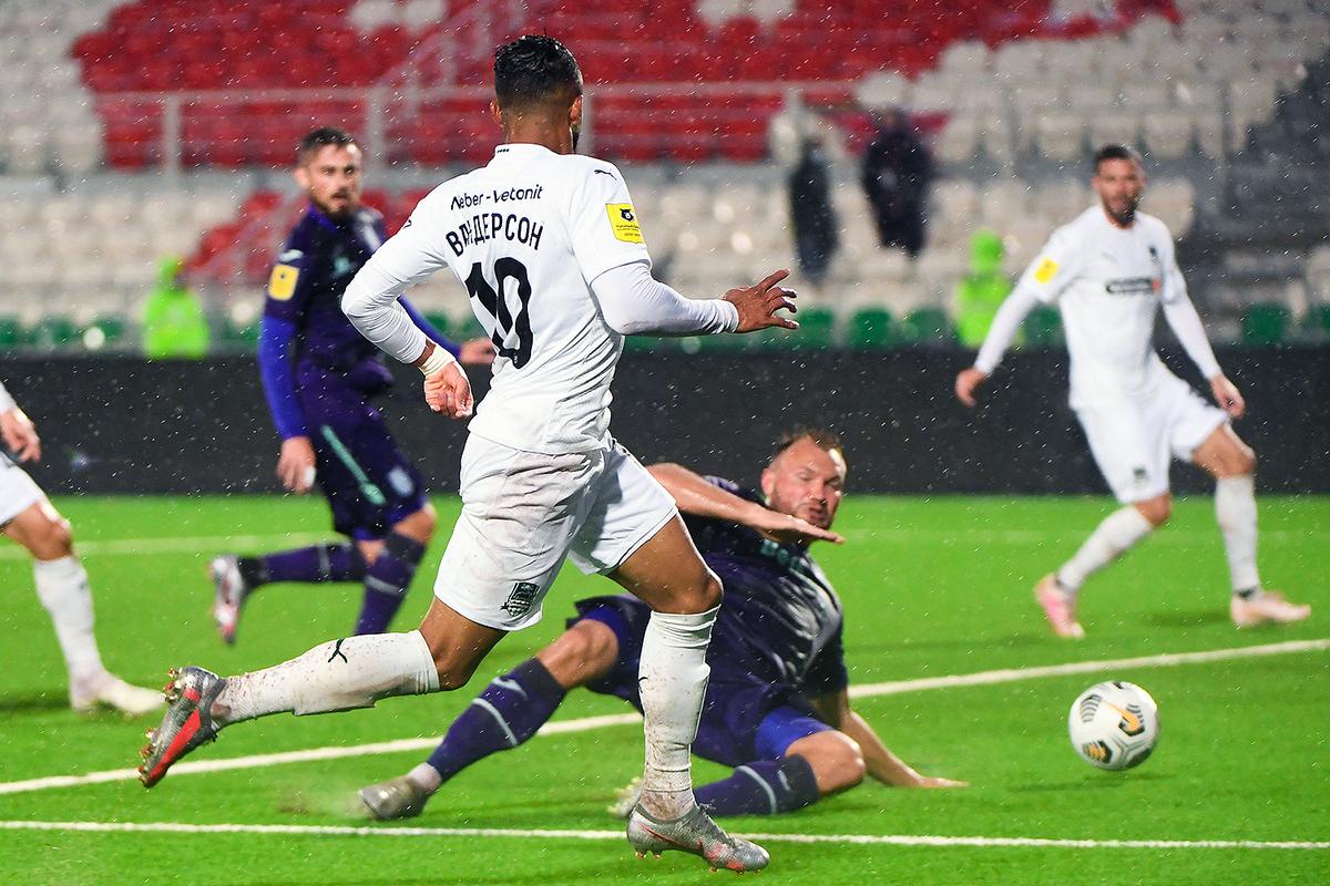 photo FC Ufa 0-3 FC Krasnodar, 1 тур, 2020/2021