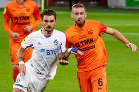 Урал 0:2 Динамо