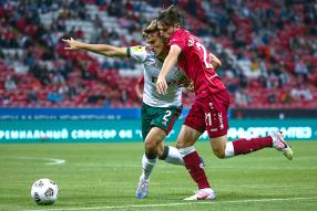Rubin 0:2 Lokomotiv