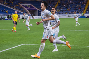 Ростов 0:2 Зенит