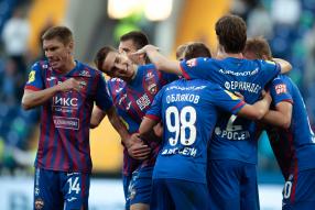 ЦСКА 2:1 Тамбов