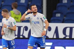 Динамо 2:0 Ростов