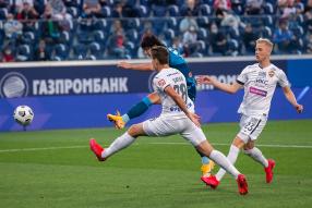 Зенит 2:1 ЦСКА