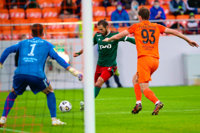 Урал 1:1 Локомотив