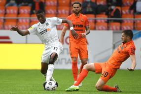 Ural 1-0 FC Krasnodar