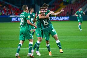 ЦСКА 1:2 Рубин