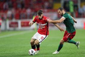 Спартак 2:1 Локомотив