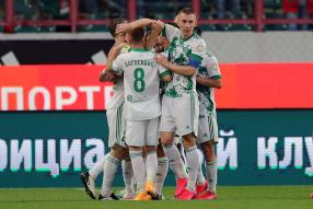 Локомотив 2:3 Ахмат