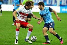 Rotor 0-1 Spartak