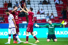 Rubin 3-0 FC Ufa