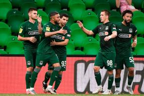 Краснодар 1:1 ЦСКА