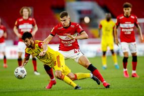 Spartak 2-1 Arsenal Tula